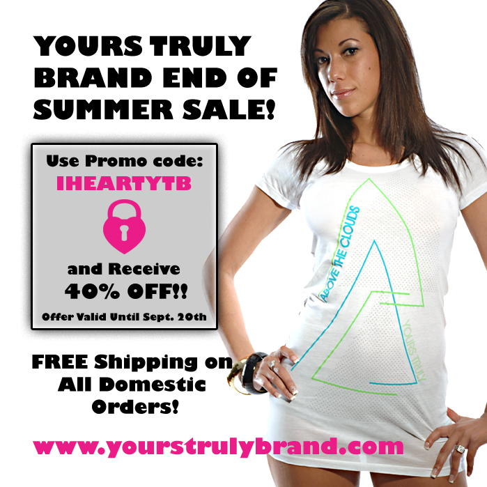yourstruly summer sale