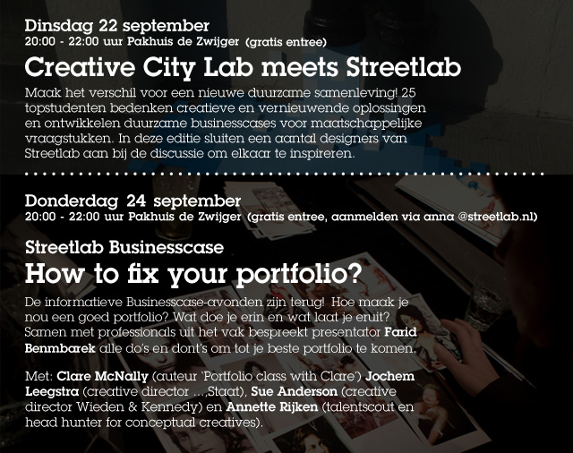 CCL meets Streetlab - Streetlab Businesscase‏