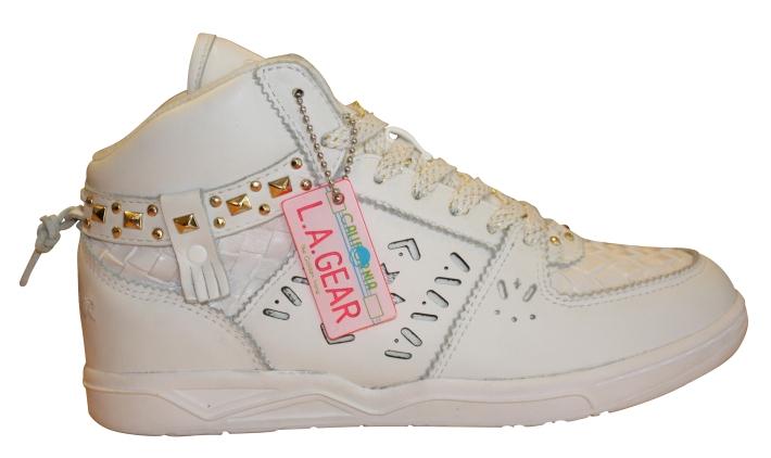 la gear's white
