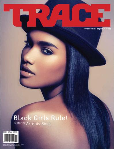 trace magazine - black girls rule feat arlenis sosa